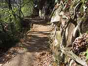 Path to Sarutobi rock, Sandankyo, Hiroshima-ken, Japan, photo