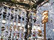 Fortune oracles, Kasuga Taisha Shrine, Nara Park, Nara, Japan, photo