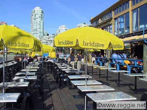 Vancouver Island Restaurants