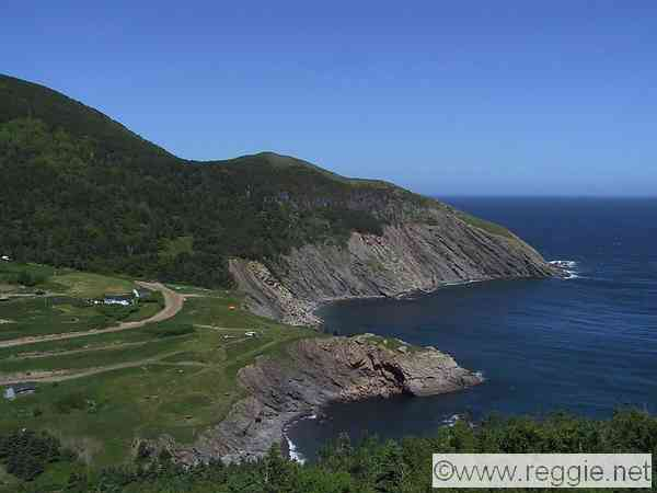 Meat Cove, Cape Breton, Nova Scotia, Canada, photo