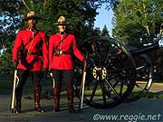 At Ease, Royal Canadian Mounted Police, Regina, Saskatchewan, Canada, photo