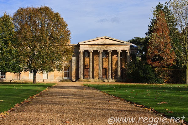 The masters lodge, Downing College, Cambridge, England