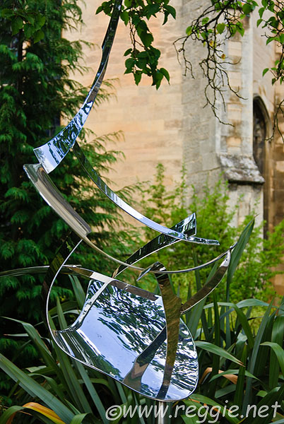 Lucifer, by Bryan Kneale, Jesus College
