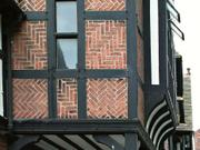 Building detail, Chester, Cheshireの写真