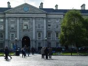 Regent House, Trinity College, Dublin, Ireland, photo