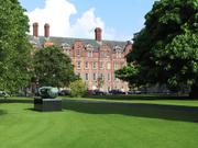 Lawns and Rubrics, Trinity College, Dublin, Ireland, photo